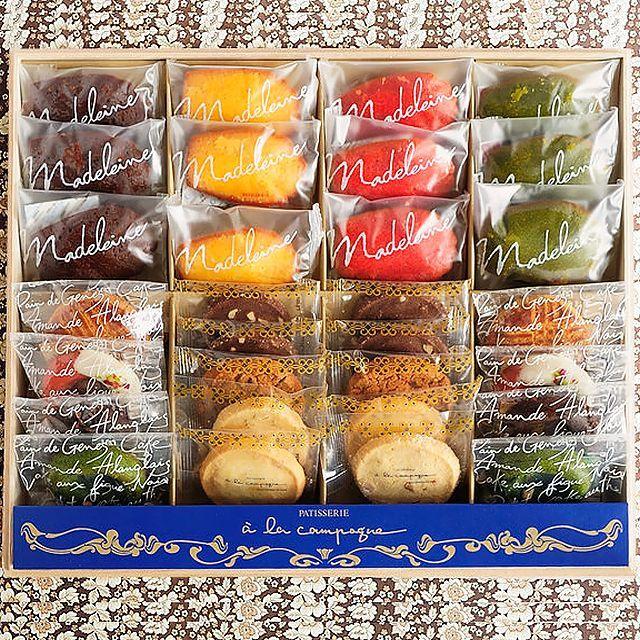 神戸スイーツ a la campagne (アラカンパーニュ) 焼き菓子詰合せ ガトー・アソルティ・エクスグラン