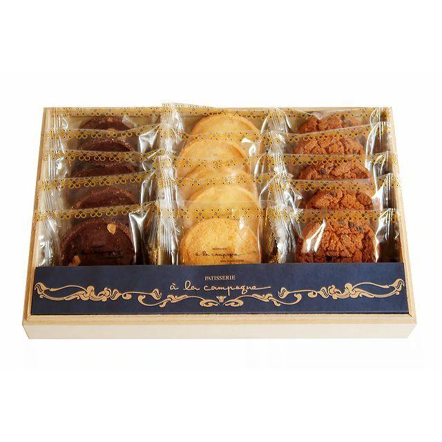 a la campagne (アラカンパーニュ) 焼き菓子詰合せ サブレ・アソルティ・ミリュー