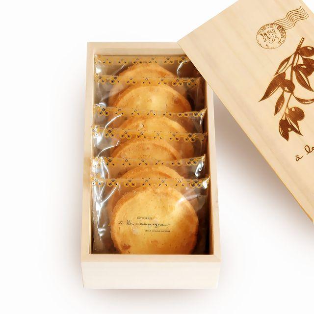 神戸スイーツ a la campagne (アラカンパーニュ) 焼き菓子詰合せ サブレマカダム・アソルティ