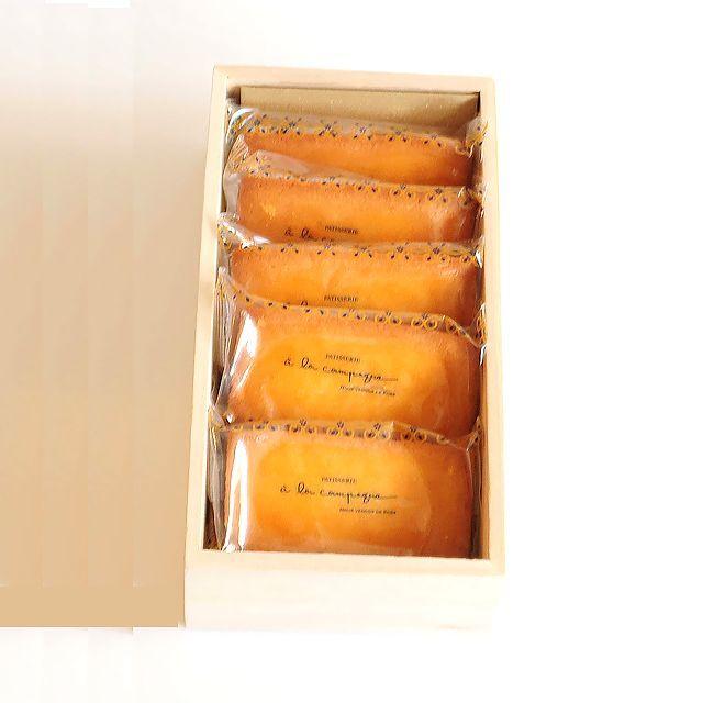 神戸スイーツ a la campagne (アラカンパーニュ) 焼き菓子詰合せ フィナンシェ・アソルティ