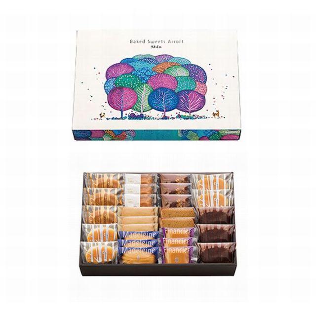 神戸スイーツ ファクトリーシン エクセレント EX-30 焼き菓子詰合せ 27個入り