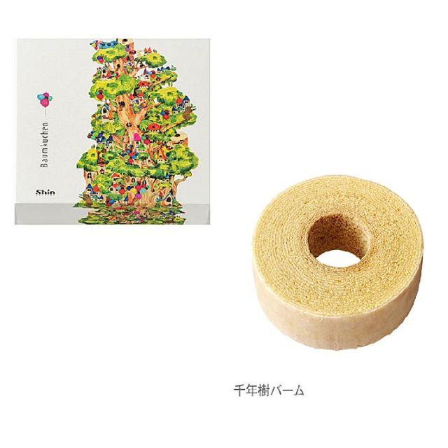 神戸スイーツ ファクトリーシン 千年樹バーム 洋菓子 バームクーヘン ギフト