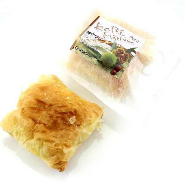 神戸土産 ミニ神戸マロン8個入 アンデルセンスエヒロ 和菓子 マロンパイ 御中元 御歳暮 詰合せギフト 贈答品