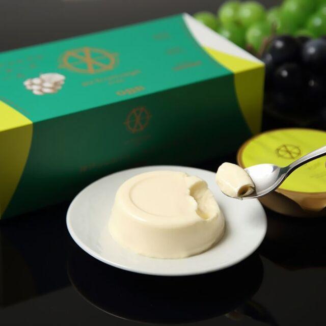 神戸土産 【QBB】 エクスフロマージュ神戸 神戸シャルドネレアチーズケーキ4個入 神戸チーズケーキ通販