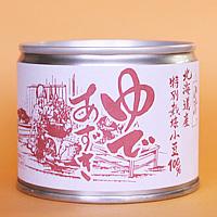 山清 特別栽培小豆 ゆであずき 200g