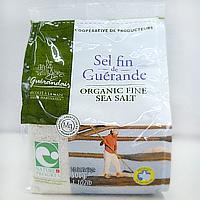 【ゲランドの塩】セル ドゥ ゲランド 微粒塩500g