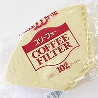コーヒーペーパーフィルター 100入り