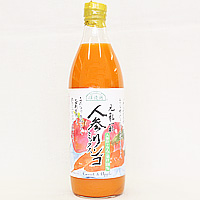 人参リンゴミックスジュース 500ml