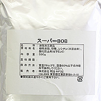 スーパーBOB(テンパリング剤) 500g