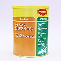 Maggi ウェルネス 野菜ブイヨン 600g