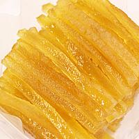 シトロンラメル (レモンの皮のシロップ漬け) 1kg