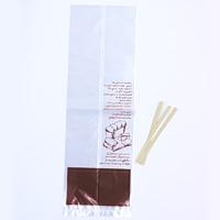 1斤用 食パン袋 クラフトアルタイ付 10枚入