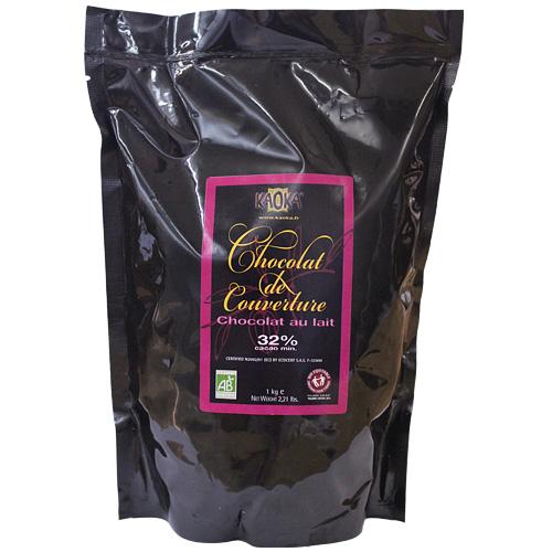 カオカ ショコラオレ ミコロ 32% 1kg