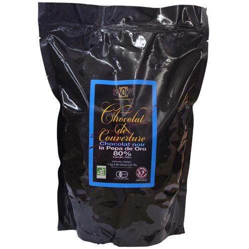 カオカ ペパデオーロ 80% 1kg
