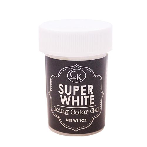 アイシングカラー(ジェル状)スーパーホワイト 28g