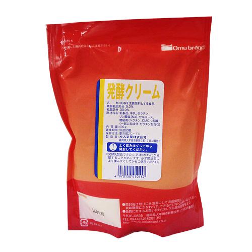 オーム 発酵クリーム 500g