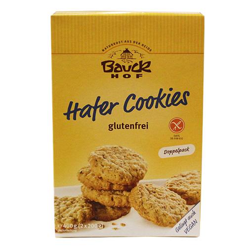 Bauckhof グルテンフリー オーツ麦クッキーミックス粉 200g×2袋入