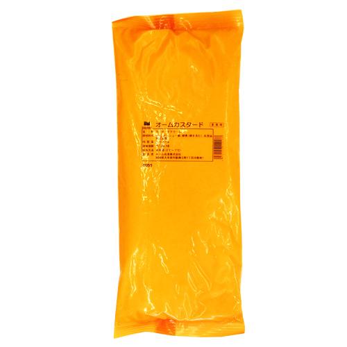 オーム乳業 カスタードクリーム 1kg