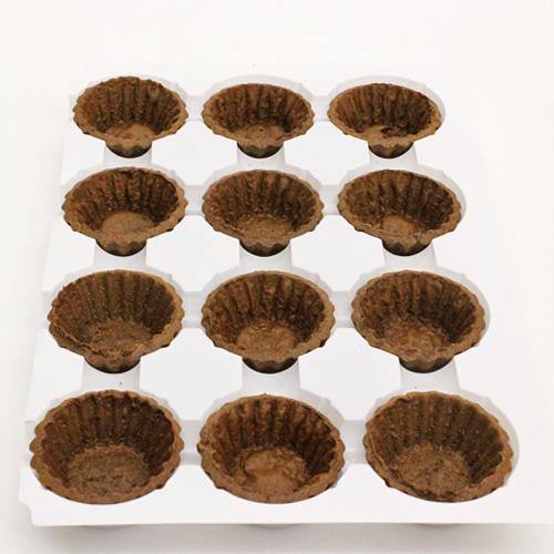 クッキータルト ココア 小 12個入