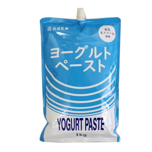 筑波乳業 ヨーグルトペースト 1kg