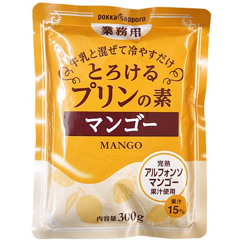 とろけるマンゴプリンの素