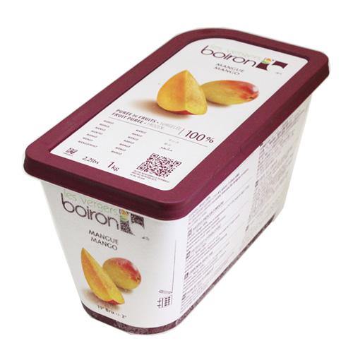 ボワロン 冷凍マンゴピューレ 1kg