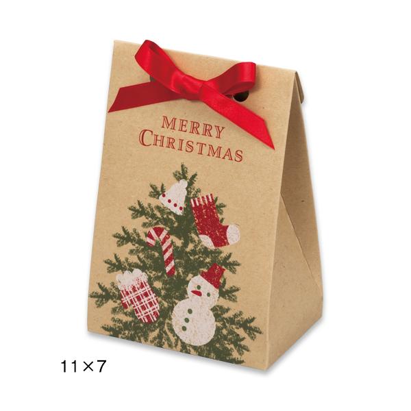 クリスマスギフトボックス ディア 2枚入