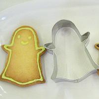 クッキー抜き型オバケ