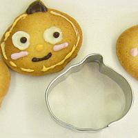 クッキー抜き型パンプキン(小)