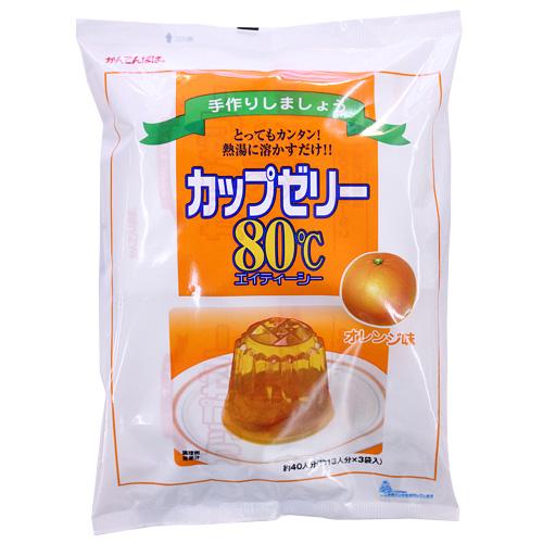 かんてんぱぱ オレンジゼリー