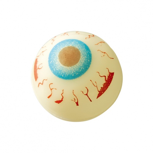ハロウィンチョコ 目玉ボール 5個入