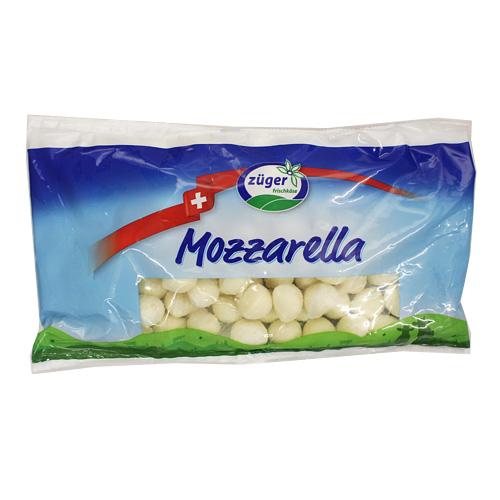冷凍 ツガーIQFモッツァレラチーズ 500g