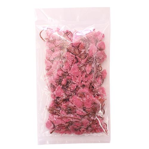 桜の花塩漬け 100g 【6点までメール便可】