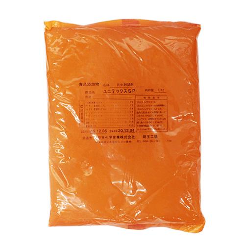 ユニテックスSP 1kg 気泡剤 乳化剤 食品添加物