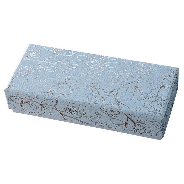 グレイスフルフラワー ショコラBOX-2 アイスブルー 1箱 / バレンタイン