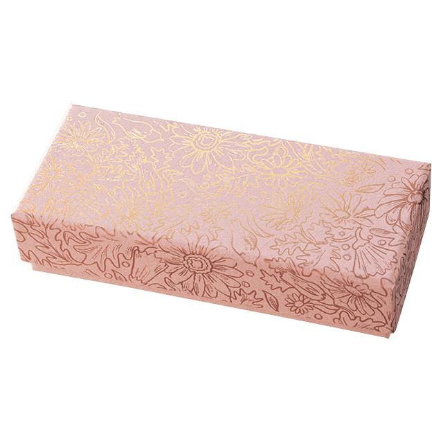 グレイスフルフラワー ショコラBOX-2 モーブピンク 1箱 / バレンタイン