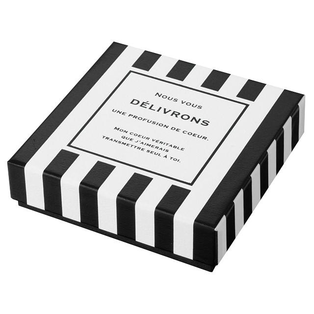 フィエルテショコラBOX 1箱 / バレンタイン