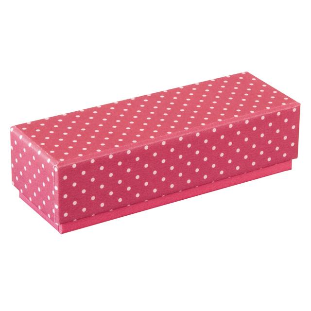 ピンクドットショコラBOX 1箱 / バレンタイン