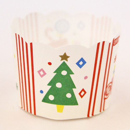 ミニペットマフィン プレゼント 25枚入 クリスマス
