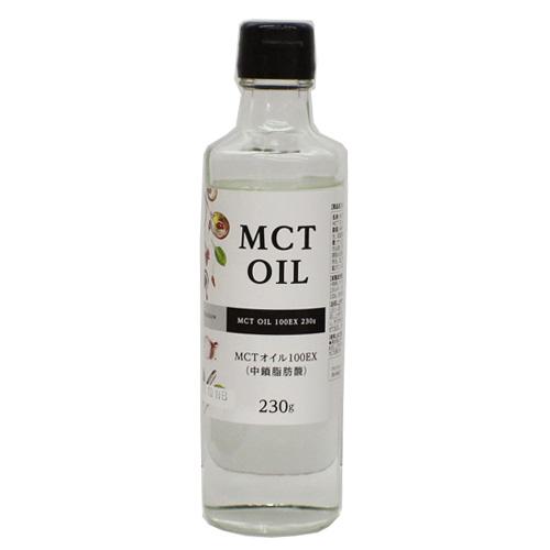 MCTオイル(中鎖脂肪酸)100EX 230g