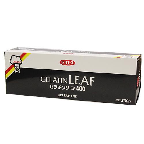 板ゼラチン リーフ400黒箱