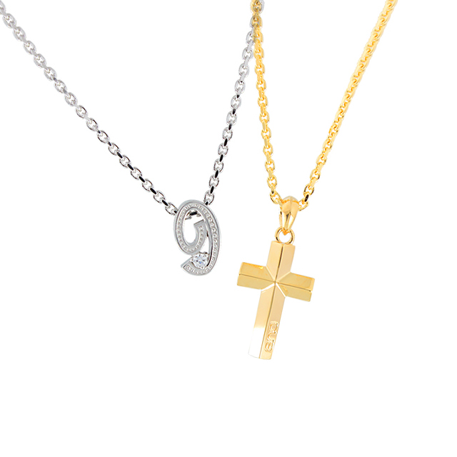 【要予約】【DUB Collection│ダブコレクション】 KAREN&KANA model Necklace ネックレス DUB-C035-036【KAREN&KANAコラボ】【ユニセックス】