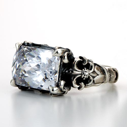 【DUB Luxury|ラグジュアリーダブ】Sacred Sword ring (silver) シルバーリング【OD-1601(SV)】【メンズ】
