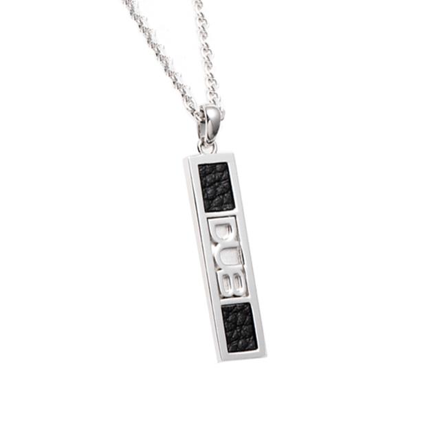 受注生産(オーダー)【DUB Collection|ダブコレクション】DUB leatherwork Necklace Top ダブレザーワークネックレストップ DUBj-212-1【ユニセックス】