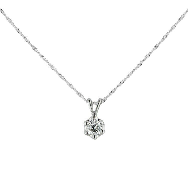 Diamond Necklace ダイアモンドネックレス【レディース】