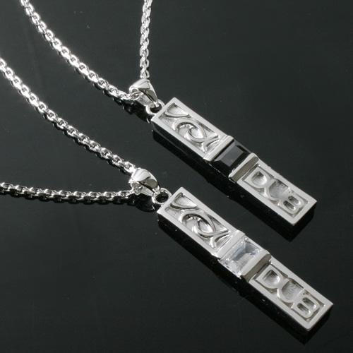 【DUB collection|ダブコレクション】Ivy Pair Necklace アイビーペアネックレス DUBj-188-Pair【ペア】