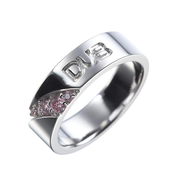【DUB Collection|ダブコレクション】】Forge a bond Ring DUBj-217-2(PK)【レディース】