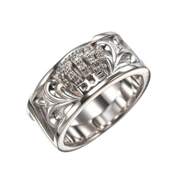 【DUB Collection|ダブコレクション】Heritage Ring ヘリテージリング DUBj-227-2 【レディース】