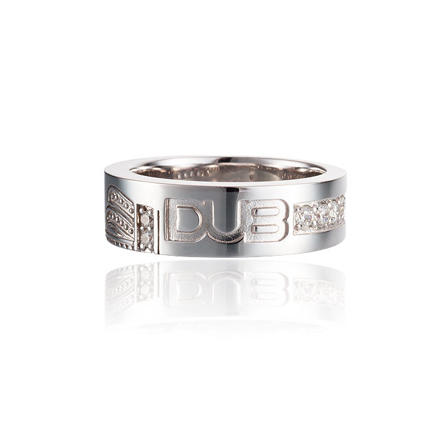 【DUB collection ダブコレクション】Join Crown Ring ジョインクラウンリング DUBj-263-2【レディース】