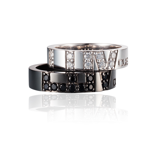 【DUB collection|ダブコレクション】LUV Ring ラブペアリング DUBj-269-Pair【ペア】